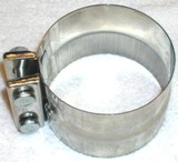 Preformed Stainless Steel Lap Clamps
