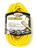 12/3 Polar/ Solar Plus 50' Extension Cord