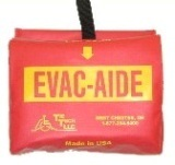 Evac-Aide with Storage Pouch