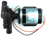 "Groco Booster Pump 1"" In/Out Plastic"