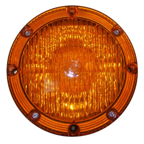 7 Quot Warning Light Amber Baader School Bus Parts For Sale