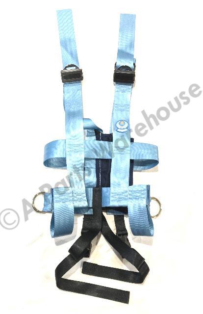 Ez On Small Adjustable Vest W Loops School Bus Parts