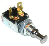 Push-Pull Switch (SPST, One Circuit, ON/OFF, Normally OFF) 2 Blade