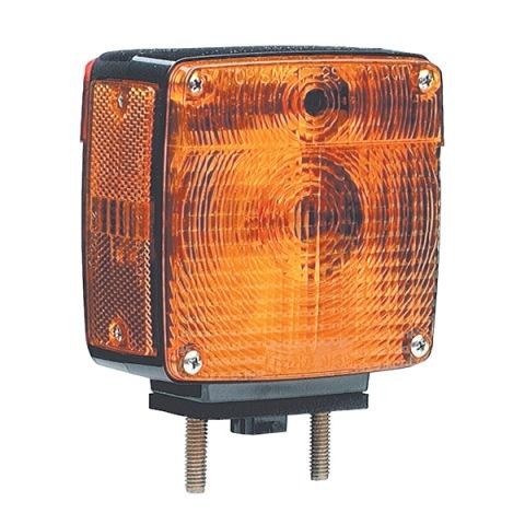 Fender Mount Turn Signal Light School Bus Parts For Sale
