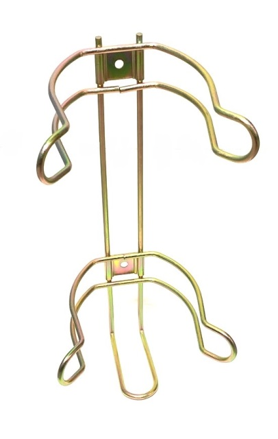 Wire Spring Clip Bracket For A 5 Lb Fire Extinguisher