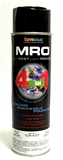 Seymour MRO Industrial High Solids Aerosol Paint - Gloss Black