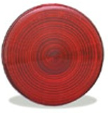"LENS ONLY, 4"" Stop & Tail Light"
