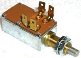 Door Momentary Switch (DPST, Normally ON - OFF with Plunger, Spring Return To ON) IC