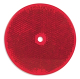 Center Mount Reflector Red