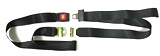 "2 Point, Adjustable, 90"" Lap Belt 90 degree brackets"