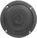 "5-1/4"" Speaker with Mesh Grille"