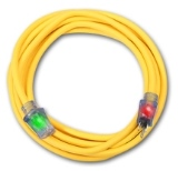 Sub Zero® SJEOW Cold Weather Extension Cord 25' 12/3