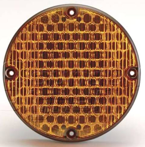 7 Quot Led Warning Light Amber School Bus Parts For Sale A