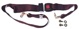"2 Point, Adjustable, 50"" Lap Belt 90 degree brackets"