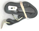 "2 Point, Adjustable, 60"" Lap Belt 90 degree brackets"