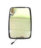 "OpenView ES Style Mirror Head 8"" x 12"" Convex/Heated"