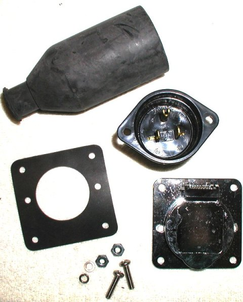 Block Heater Plug Kit School Bus Parts For Sale A