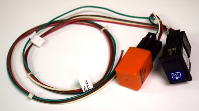 Heated Mirror Timer Relay School Bus Parts For Sale A Parts